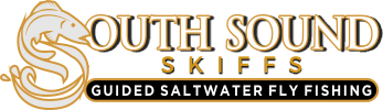>Guided Saltwater Fly Fishing Tacoma, Seattle Puget Sound | South Sound Skiffs